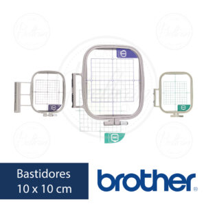 bastidor brother 10 x 10 maquina domestica