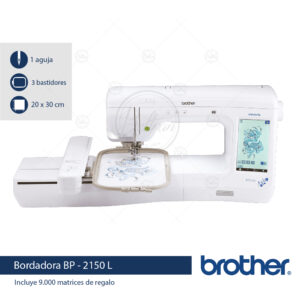 brother bp2150 L bordadora domestica casabeltran casa beltran